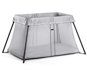 BabyBjorn Travel Light Portable Crib