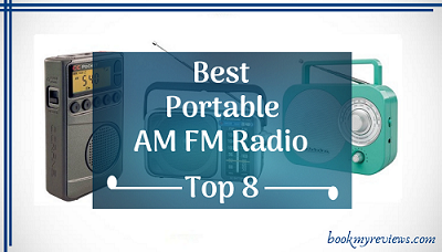 Best Portable AM FM Radio In 2019