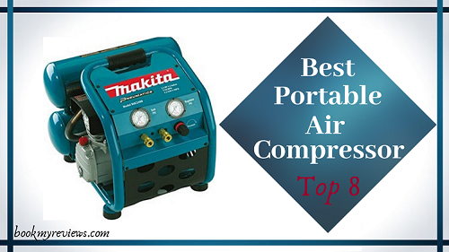 Best Portable Air Compressors In 2019