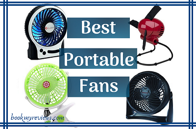 Best Portable Fans In 2019