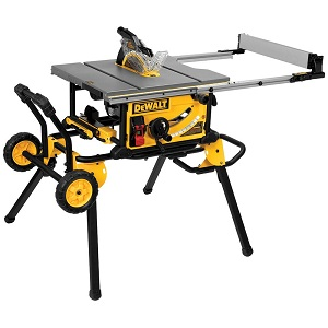 DEWALT DWE7491RS Portable Job-Site Table Saw