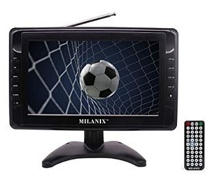 MX9 9″ Portable Widescreen LCD TV