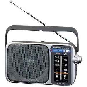 Panasonic RF-2400D AM- FM Radio