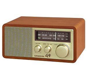 Sangean WR-11SE AM-FM Table Top Radio