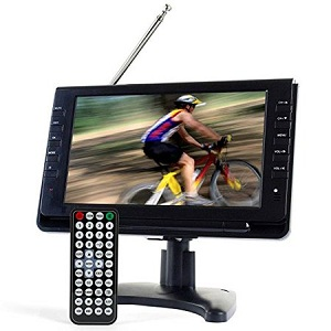 Tyler TTV702 9″ Portable Widescreen LCD TV