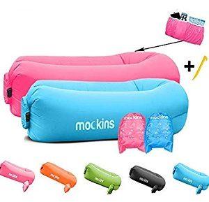 Mockins 2 Pack Inflatable Lounger