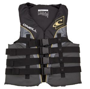 O Neill Men Superlite USCG Life Vest