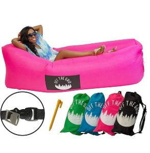 Off the Grid Inflatable Lounger