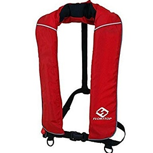 S FLOATTOP Adult Automatic Inflatable PFD Life jacket