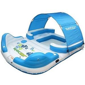 Sun Pleasure Inflatable Floating Island