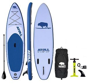 Atoll Inflatable Stand up Paddle Board