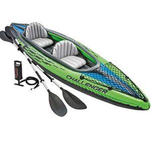 Intex Challenger K2 Inflatable Kayak
