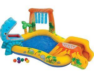 Intex Dinosaur Inflatable waterpark for kids