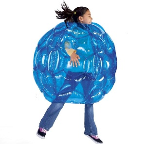 Blue BBOP Buddy Bumper Ball