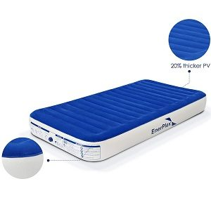EnerPlex Inflatable Blow Up Bed