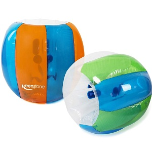 Keenstone Two Bumper Balls Inflatable Bumper Ball