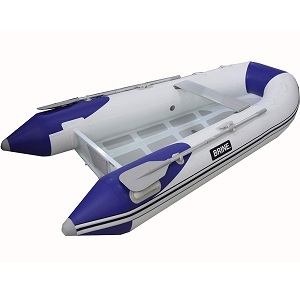 Aluminum RIB Dinghy Tender 10 Rigid Inflatable Boat