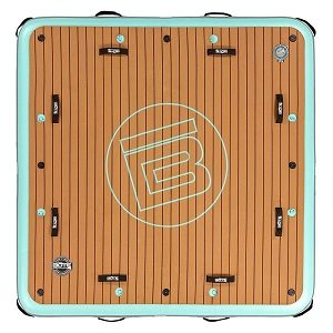 BOTE 7x7 Inflatable Floating Dock