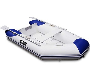 Brine Marine Inflatable Boat Roll Up Dinghy