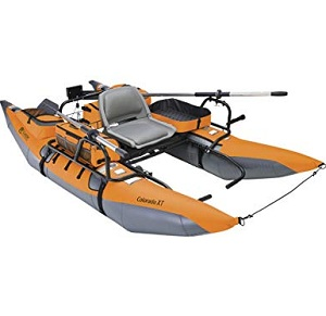 Colorado XT Inflatable Fishing Pontoon Boat
