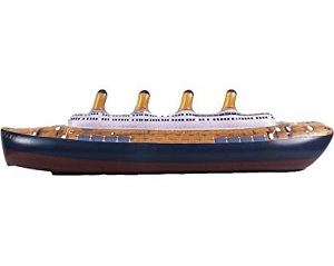 Giant Titanic Inflatable Pool Toy