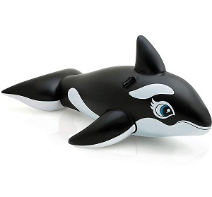 Intex Whale Inflatable Pool Ride-On