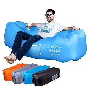 ORSEN Inflatable Lounger Air Sofa