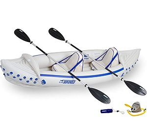 Sea Eagle 330 Pro 2 Person Inflatable Kayak