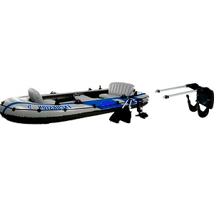 Skroutz Kayak Water Inflatable Boat Fishing