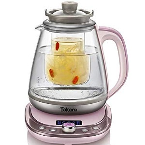 TAKARA Ultra Professional 13 in 1 Kettle Tea maker