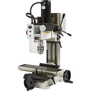 Klutch best benchtop milling machine