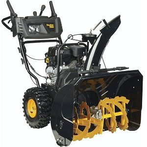 Poulan Best Electric Start Snow Blower
