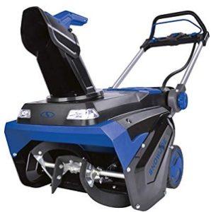 Snow Joe iON100V-21SB-CT Best Electric Snow blower